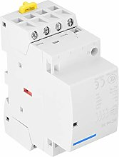 Household AC Contactor, with Plastic, Metal 400VAC