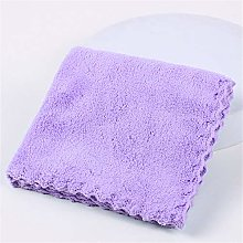 Household Cleaning Cloths Rags, Soft Face Towels