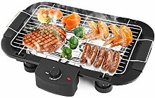 Household Electric Heating Smokeless Barbecue