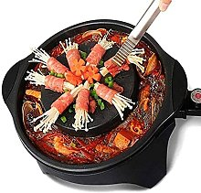 Household Electric Oven And Hot Pot In One Large