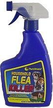 HOUSEHOLD FLEA KILLER FOR PETS, CARPETS, BEDS &
