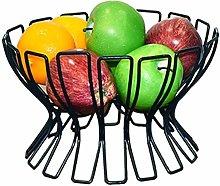 Household Fruit Plate Wrought Iron Fruit Basket