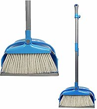 Household Hand Brooms Dustpan and Brush Long