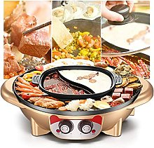 Household Korean Electric Barbecue Grill,BBQ Hot