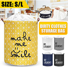 Household Laundry Basket Collapsible Laundry