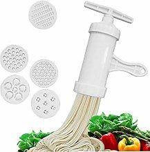 Household Manual Noodle Maker Press Pasta Machine