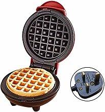 Household Mini Waffle Maker Machine Portable