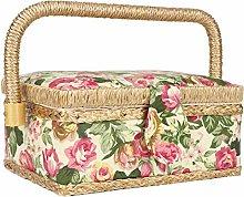 Household Sewing Organizer Craft Sewing Basket