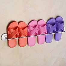 Household Shoe Rack, Metal Wall-Mounted (No