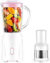Household small fruit blender, 600ml cup smoothie