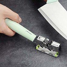Household Stainless Steel Whetstone Sharp Knife