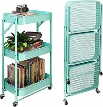 Household Storage Trolley, Utility Cart With