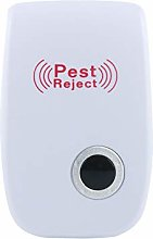 Household ultrasonic pest repeller, 2 pieces,