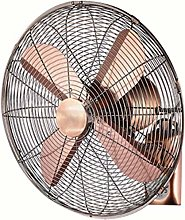 Household Wall-Mounted Fan With Remote Control,