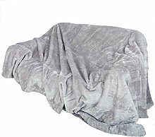 Householdfurnishing Small Large Faux Fur Silk Mink