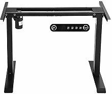 Houssem Electric Stand up Desk Frame Single Motor