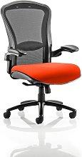 Houston Mesh Office Chair Symple Stuff Colour: