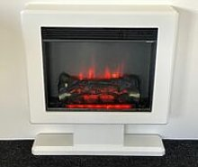 Hove Electric Fireplace Fire Heater Heating Real