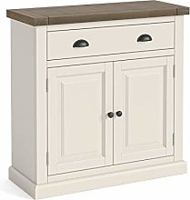 Hove Ivory Mini Sideboard Storage Cabinet with