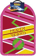 Hoverboard Door Mat (One Size) (Pink/Green/Yellow)