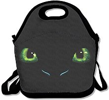 How to Train Your Dragon Toothless Reusable Lunch