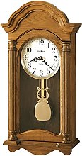 Howard Miller 625-282 Amanda Wall Clock, Golden