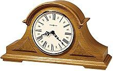 Howard Miller 635-106 Burton Mantel Clock, Golden