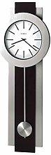 Howard Miller Bergen Wall Clock 625-279 – Merlot