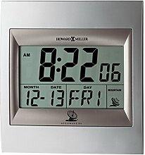 Howard Miller Techtime II Wall Clock 625-236 –