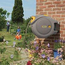 Hozelock Auto Hose Reel 40 m Garden Tool Grey