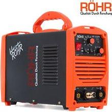 HP-250PP - TIG ARC Welder Inverter MOSFET MMA 240V
