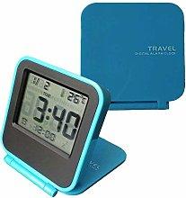 Hpera Digital Clock With Temperature Alarm Clock