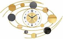HPMM Nordic wall clock modern design big silence
