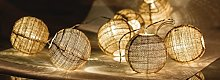 HQ HQLEDSLBALL Fairy Lights 10 LED