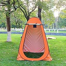 HQBL Pop Up Privacy Shower Tent-Portable Instant