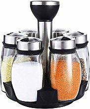 HQQSC Spice jar Spice jar, glass jar, jar with