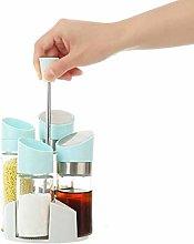 HQQSC Spice jar Spice jar Oil dispenser Glass