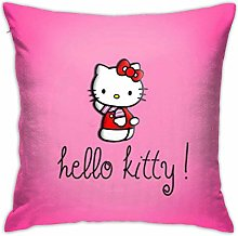 HQSL Cartoon Anime Cute Hello Cat Red Clothes