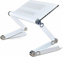 HSBAIS Adjustable Laptop Stand, Aluminum Notebook