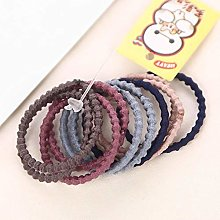 HSC 10PCS/Lot Children Small Elastic Hair Band