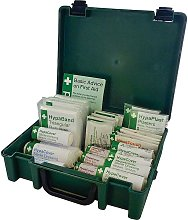 HSE Compliant First Aid Kit Suitable for 11-20
