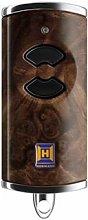 HSE2BS - Dark Rootwood | Garage door remote -