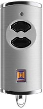HSE2BS - Silver | Garage door remote - Hormann