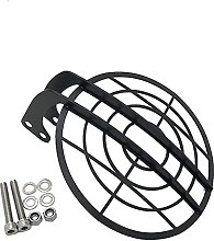 HSFD Motorcycle Headlight Guard Protector Grille
