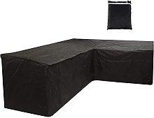 HSGAV L Shaped Garden Furniture Covers,