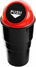 HSHKONG Car trash can, trash bag, car storage box