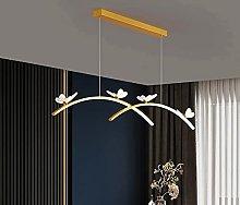 HSJ Flush Mount Led Ceiling Light Fixture, Modern