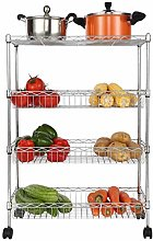 hsj Shelf Floor multi- layer storage rack