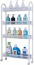 hsj Shelf it can move Storage rack Shelf