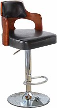 hsj WDX- Bar Stool Bar From Solid Timber Back